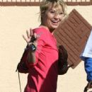 Chelsea Kane goes to dancing practice at Los Angeles (March 8)