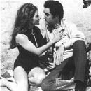 Greg and Bernice on the beach. - 208 x 210