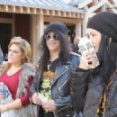 Slash attends Music Lodge Hosts MTV Interview Studio - Day 2 on January 25, 2015 in Park City, Utah.
