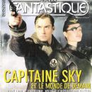 Jude Law, Angelina Jolie - L'ecran Fantastique Magazine Cover [France] (March 2005)