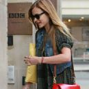 Fearne Cotton - Arriving At Radio 1 - July 19, 2010