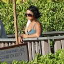 Vanessa Hudgens was spotted enjoying the sights Hawaii yesterday, September 12. The Sucker Punch actress turned up in the Aloha state for vacation