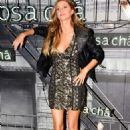Gisele Bundchen – Rosa Cha Summer Collection Lauch Event in Sao Paulo - 454 x 660