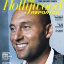 Derek Jeter - The Hollywood Reporter Magazine Cover [United States] (7 August 2015)