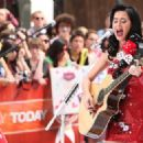 """Katy Perry - Performs On NBC's """"Today"""" Show In New York"""