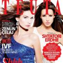 Xhesika Berberi - TEUTA Magazine Cover [Albania] (19 August 2011)