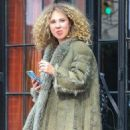Juno Temple is seen leaving The Bowery Hotel in New York City, New York on March 31, 2016 - 454 x 576