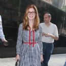 Dana Delany at Good Day New York in NYC - 454 x 788