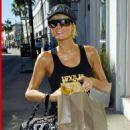 Paris Hilton - Leaving Tanning Salon In Beverly Hills - Feb 3 2009