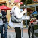 Lauren Conrad Shopping In Los Angeles