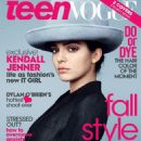Kendall Jenner Teen Vogue Magazine September 2014