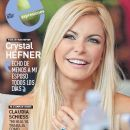 Crystal Hefner - Expresiones Magazine Cover [Ecuador] (29 January 2018)