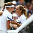 Dominika Cibulkova – 2018 Wimbledon Tennis Championships in London Day 8 - 454 x 312