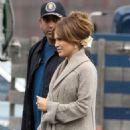 "Jennifer Lopez - On ""The Back-Up Plan"" Set In Los Angeles, 15. 6. 2009."