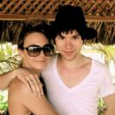 Ryan Ross and Keltie Colleen