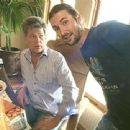 Brandon Jenner and David Foster on MTV Cribs - 454 x 340
