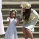 Prince Harry Marries Ms. Meghan Markle - Windsor Castle - 454 x 592