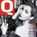 Patricia Navidad- Q Mexico Magazine August 2013 - 454 x 584