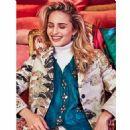 Dianna Agron - Harper's Bazaar Magazine Pictorial [Malaysia] (January 2018) - 454 x 454