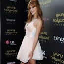 Bella thorne attended the 14th Annual Young Hollywood Awards presented by Bing at Hollywood Athletic Club, June 14. It was hosted by Ashley Greene - 359 x 594
