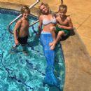 Britney Spears Dressed As A Mermaid Instagram Pic