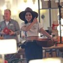 Vanessa Hudgens – Shopping with a friend in LA