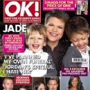 Jade Goody - OK! UK Magazine, Oct 14, 2008