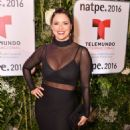 Rashel Diaz- Telemundo NATPE Party Red Carpet Arrivals - 454 x 807