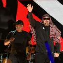 B-Real of Prophets of Rage performs onstage during KROQ Almost Acoustic Christmas 2017 at The Forum on December 9, 2017 in Inglewood, California - 454 x 309