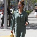 Brooke Burke leaves a salon in Beverly Hills, California on April 25, 2016 - 343 x 600
