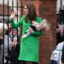 Kate Middleton – Visits Lavender Primary School in London - 454 x 697