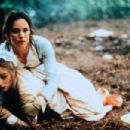 Madeleine Stowe as Cora Munro and Jodhi May as Alice Munro in The Last of The Mohicans  (1992)