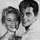 Peggie Castle & Peter Brown