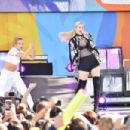 "Iggy Azalea performs on ABC's ""Good Morning America"" at Rumsey Playfield, Central Park on June 10, 2016 in New York City"