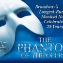 The Phantom Of The Opera, 25th Anniversary
