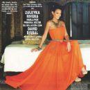 Zuleyka Rivera Mendoza- Hola! Magazine July 2013 - 454 x 489