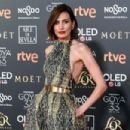 Nieves Alvarez- Goya Cinema Awards 2019 - Red Carpet - 454 x 303