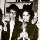 Bob Dylan and Sara Lownds