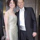 Patrick McEnroe and Melissa Errico