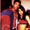 Ginuwine and Aaliyah - 420 x 500
