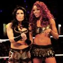Victoria Crawford aka Alicia Fox and Melina