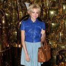 Pixie Lott at the Mulberry Autumn/Winter 2012 Show