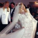 Bobbie Brown and Jani Lane's wedding - 454 x 626