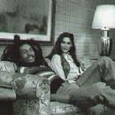 Bob Marley and Cindy Breakspear - 268 x 251