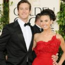 Armie Hammer and Elizabeth Chambers - 433 x 594