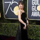 Dakota Johnson – 2018 Golden Globe Awards in Beverly Hills