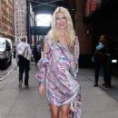 Tara Reid – Arriving at the London Hotel in New York City