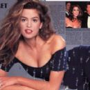 Cindy Crawford - Sunday Magazine Pictorial [United Kingdom] (15 November 1992) - 454 x 280