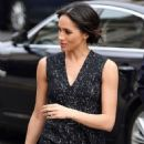 Meghan Markle and Prince Harry – Arrives at the Stephen Lawrence Memorial Service in London