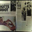 Brigitte Bardot - Film Magazine Pictorial [Poland] (25 December 1977) - 454 x 333